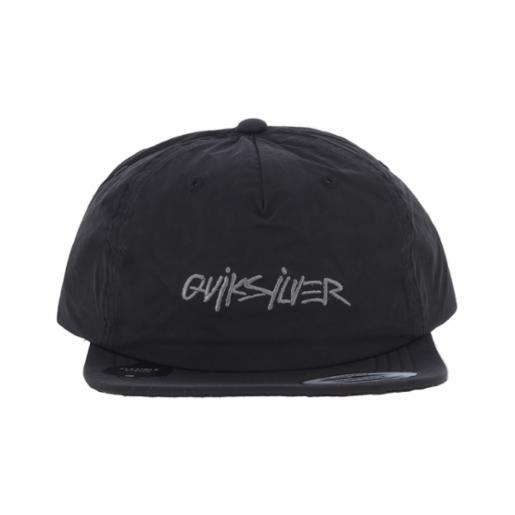 Jockey Quiksilver Peaceful Script Black