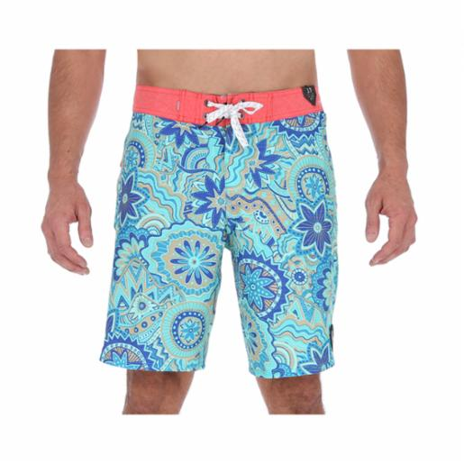 "Boardshorts Quiksilver Highline Dreamer 19"" Fjord Blue"