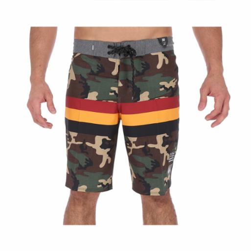 "Boardshorts Quiksilver Hawaii Highliner 20"" Thyme"