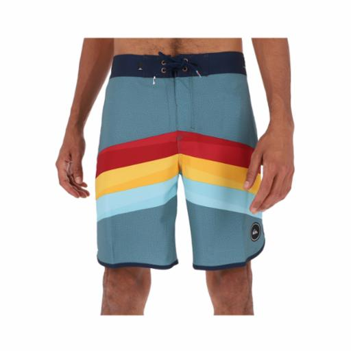 "Boardshorts Quiksilver Reverse Highline 19"" Tapestry"