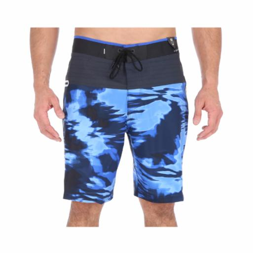 Boardshorts Quiksilver Highline Blackout Electric Royal