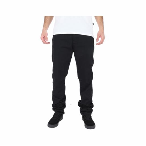 Pantalón Quiksilver New Everyday Union Chinos Black