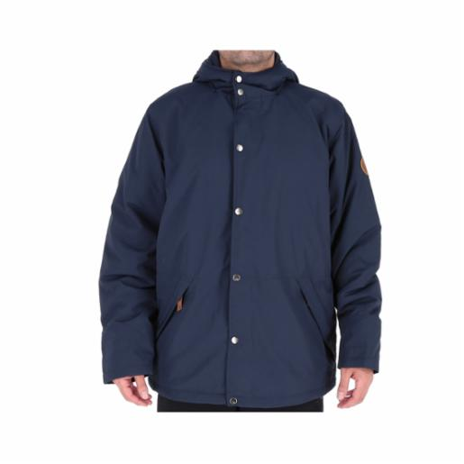Chaqueta Quiksilver Street Blue Nights